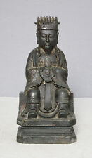 Chinese Metal Figure Of Scholar M2394