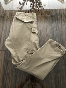 Men's G Star Rovic Zip 3d Tapered Cargo Trousers W33 L30