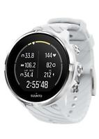 Suunto 9 Multisport GPS Watch w/ Multiple Battery Life Modes (White) SS050143000