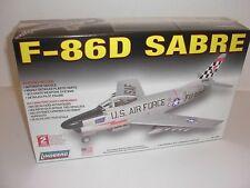Lindberg 70503 F-86d Sabre USAF Fighter Kit model kit