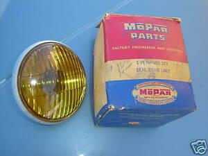 1941 42 46 47 48 49 50 51 52 NOS MoPar 6V FOGLAMP BULB Chrysler Dodge Plymouth