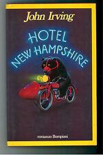 IRVING JOHN HOTEL NEW HAMPSHIRE BOMPIANI 1982 I° EDIZ.