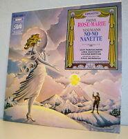 """33T ROSE-MARIE NO-NO NANETTE Disque LP 12""""  Opérettes"""