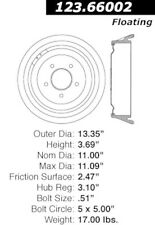 Centric Parts 123.66002 Rear Brake Drum