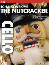 Tchaikovskys The Nutcracker Learn to Play Classical Strings CELLO Music Book