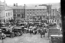 rp15538 - Market Square , Letterkenny , Co Donegal , Ireland - photo 6x4