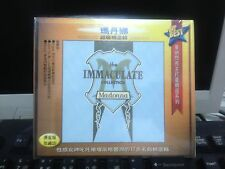 Madonna The Immaculate Collection Taiwan Limited 24K GOLD CD SEALED