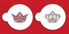 Royal Crown Cookie Stencils by Designer Stencils #C586