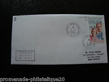 TAAF carta 1/1/95 - sello Yvert y Tellier nº198 (cy6)
