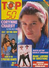 TOP 50 071 (13/7/87) CORYNNE CHARBY MEL & KIM RAPSAT DEPECHE MODE NIAGARA BOWIE