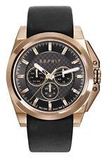 Esprit Armbanduhr Herrenuhr Multifunktionsuhr Neu OVP GOLD ES108711002 Chronogra