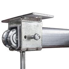 Schiebetorbeschlag Laufwerkset Basic-Line für Scheunentore bis zu 300kg Stalltor