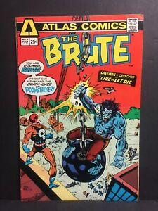 The Brute #3 F/VF 1975  Atlas Comics High/Mid Grade Atlas Comic
