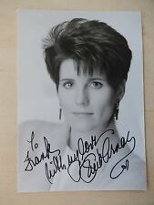 """Lucie Arnaz Autographed 8"""" X 10"""" Photograph"""