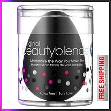 Original Beauty Blender Makeup Sponge Cosmetic Applicator Puff Foundation BLACK