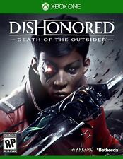 Xbox One Dishonored Death of The Outsider Xb1