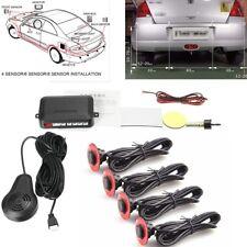 12V Auto Car Reverse/Parking Radar Sound Buzzer Alarm 13mm +  4 Parking Sensors
