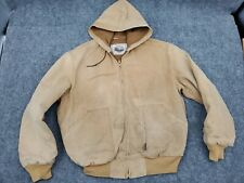 Wall's Mens Workwear Thick Canvas Work Coat Chore Farm Jacket Extra Large