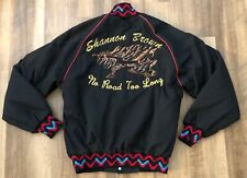 Vintage Shannon Brown No Road Too Long Country Music Tour Jacket - Size Medium