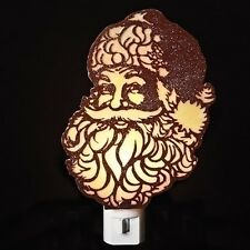 Roman, Inc. Cutout Santa Head Nightlight (160033)