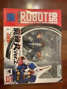 Bandai Robot 161 SIDE MASHIN Mashin Hero Wataru RyujinMaru Ver.2 Action Figure