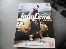 Film in DVD e Blu-ray sportivi wrestling, WWE DVD