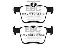 EBC Ultimax Rear Brake Pads for Audi TT (8S) 2.0 Turbo (230 BHP) (2014 on)