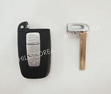 2011-2015 HYUNDAI VELOSTER Genuine FOB Smart Key + Blanking PIC Key 2EA 1Set