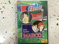 HEIDI DVD EL GATO ABANDONADO + MARCO  HOLA FIORINA