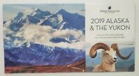 2019 Alaska & The Yukon - Holland America Line Brochure NEW!