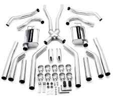 1968-1973 Chevy Chevelle Stainless X-Memeber-Back System Performance Exhaust 2.5