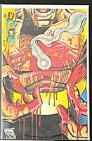 PROTECTORS #5 MALIBU COMICS 1993 VF/NM