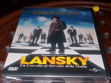 Lansky  Dvd ..... Nuovo