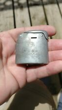 Aluminum hand made theatre possibly vintage windproof cigarette lighter