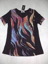 Noni B Polyester Short Sleeve Tops & Blouses for Women