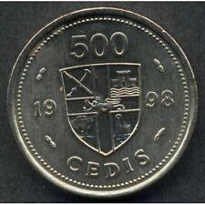 GHANA 500 Cedis 1998  UNC