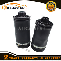 Pair Air Suspension Rear Air Spring for Benz Mercedes W164 X164 ML GL 1643201025