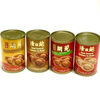Wild Abalone Canned 6/10 Pieces Instant Abalone 野生即食鲍鱼罐头 6/10 头 红烧 / 清汤