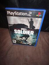 PS2 GAME: seconda guerra mondiale soldeir