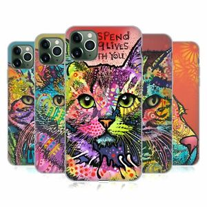 OFFICIAL DEAN RUSSO CATS 2 GEL CASE FOR APPLE iPHONE PHONES