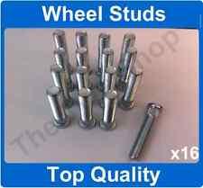 x16 M12 x 1.5 65mm LONG ALLOY WHEEL HUB STUD WHEEL STUDS FORD & OTHERS