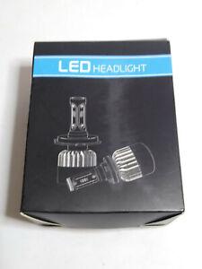 2x H4 HB2 LED Headlight Kit - NEW