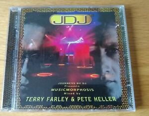 2xCD - Terry Farley & Pete Heller – JDJ Musicmorphosis (1996, Music Unites)