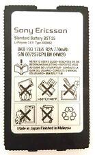 2x sonyericsson t608 t610 t616 t637 t606 t618 t628 original akku bst-25 oem