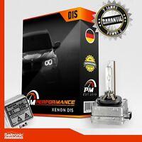 DUO-SET D1S 8000K Xenon Brenner Scheinwerfer Lampe Bulb NEU E-ZEICHEN MARKENWARE