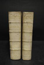 Freiesleben  - Corpus Juris Canonici Academicum - 1735 u. 1730