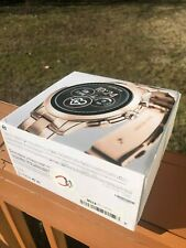 Michael Kors MKT5054 Access Women's Rose Gold Stainless Steel Smartwatch