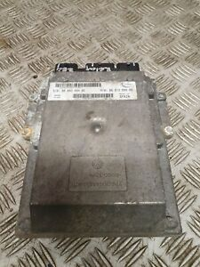CITROEN RELAY 2.2 HDI ENGINE ECU 9665066480 DCU-102