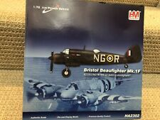 Hobby Master 1:72 Bristol Beaufighter Mk. 1F, NG-R, Lt. John Cunningham, HA2302