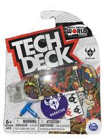 Tech Deck World Edition Darkstar Rare Deck Limited Series
